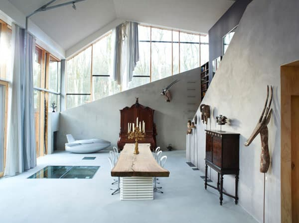 casa-Dutch_Mountain-interior del salón