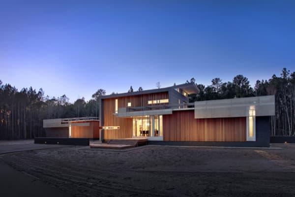 Residencia Walters: una casa LEED plata