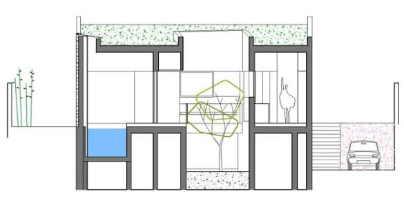 plano-seccion-transversal-casa-bioclimatica-CaPaco