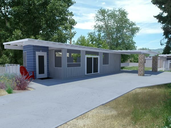 render-casa-sostenible-Sarah-House-vista exterior
