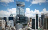 Hysan Place: torre sostenible con jardines