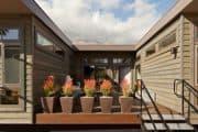 LivingHomes diseños de casas prefabricadas serie CK