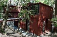 Six Oaks: casa de seis contenedores