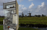 Tower House, para paisajes holandeses