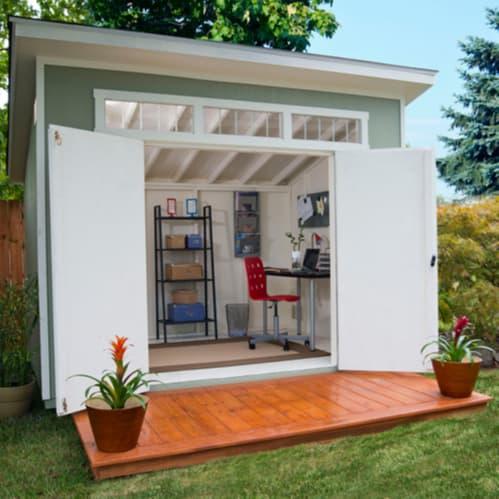 Casetas prefabricadas aston de yardline - Cobertizos para jardin ...
