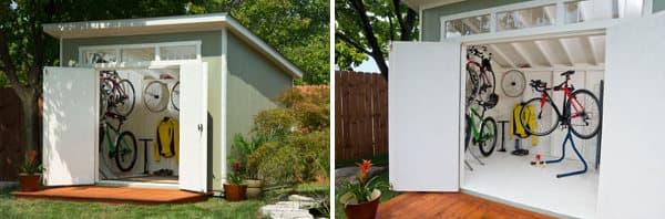 Casetas prefabricadas aston de yardline for Cobertizo jardin