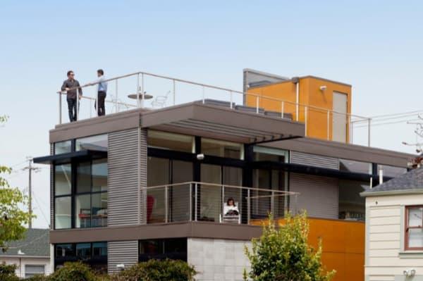 Caracter sticas de las modernas casas prefabricadas de for Casas prefabricadas para terrazas