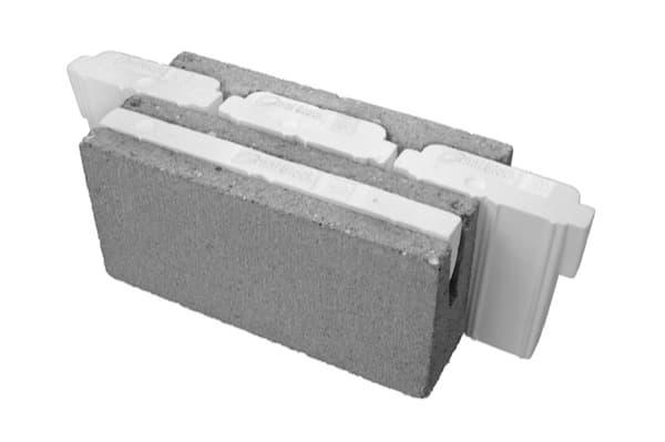 Omni Block Bloques De Hormig 243 N Con Material Aislante Dentro