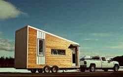 Modelo Version2 de casas rodantes Leaf House