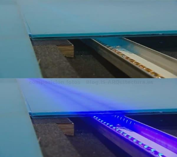 Asb glassfoor suelos de paneles de vidrio con - Suelos de vidrio ...