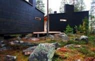 Casa Valtanen: construcción de madera en Laponia