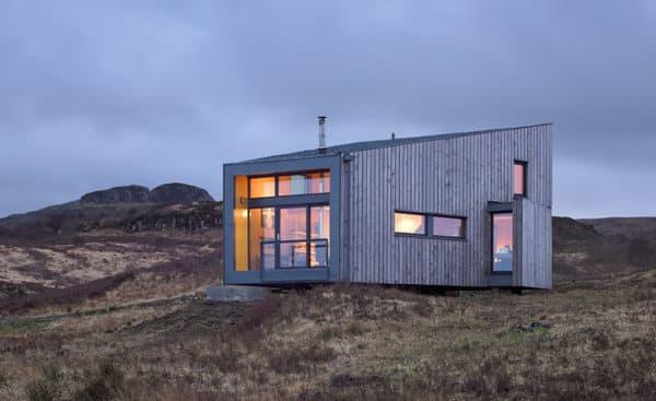 Hen House: casa de vacaciones en isla Skye (Escocia)