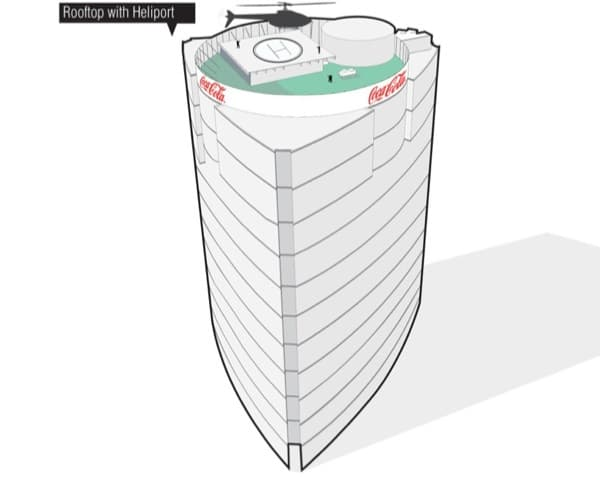 axonometria-ubicacion-oficinas-Foro-CIEL