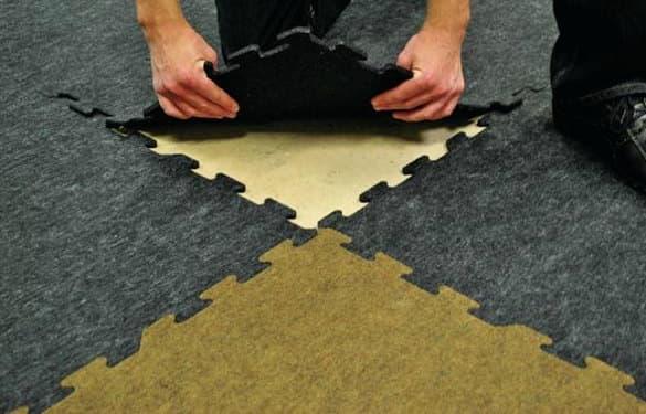 Material innovador suelos de caucho y pl stico reciclado - Baldosas de goma ...