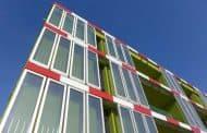 BIQ House: con fachada de microalgas