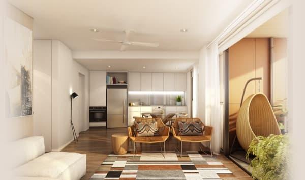 salon-Forte-apartamentos-madera-Melbourne