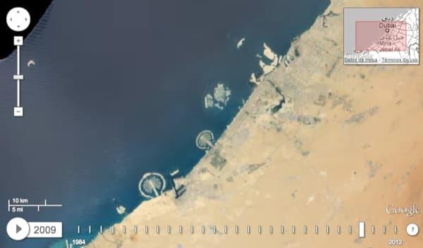 Islas-Palmera-Dubai