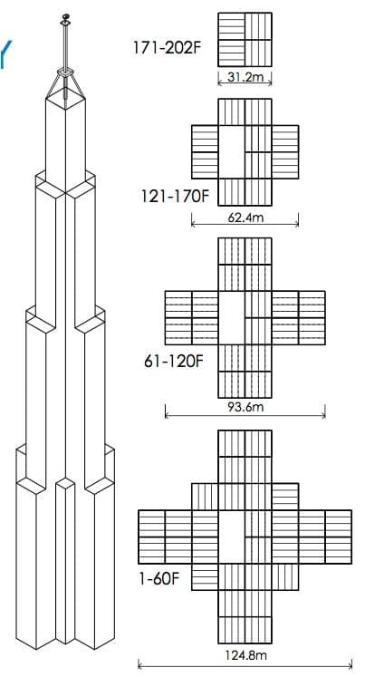dibujos-rascacielos-prefabricado-Sky_City_One