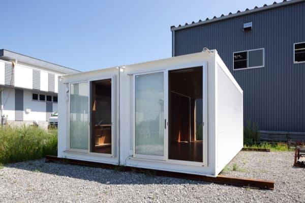 Fotos y planos de la casa prefabricada del proyecto ex - La casa prefabricada ...