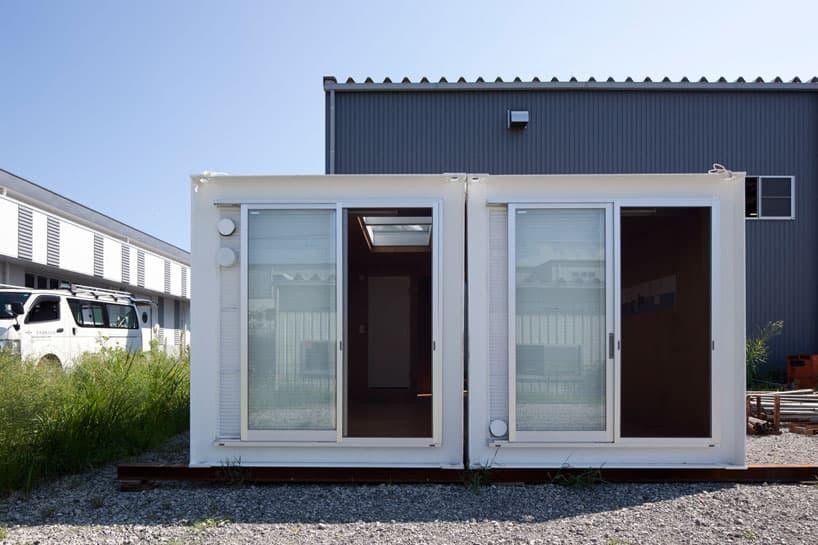 Fotos y planos de la casa prefabricada del proyecto ex for Container casa
