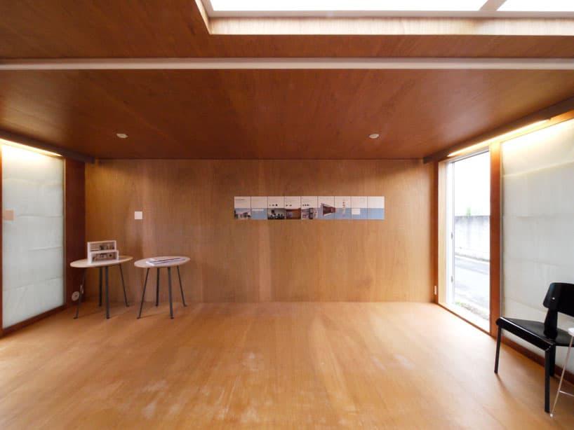 fotos y planos de la casa prefabricada del proyecto ex