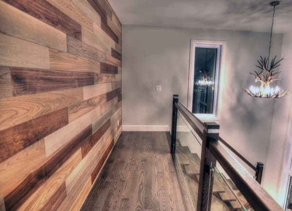 Friendlywall tableros de madera maciza para revestimiento - Revestimiento pared madera ...