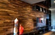 Friendlywall: nuevo concepto de revestimiento en madera