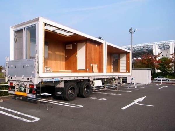 Fotos y planos de la casa prefabricada del proyecto ex container - Casas contenedores espana ...