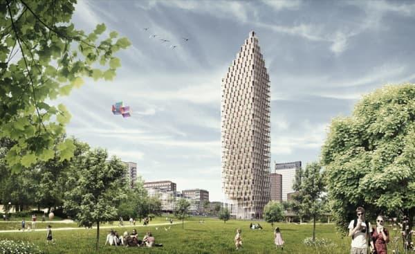 Rascacielos-madera-Estocolmo