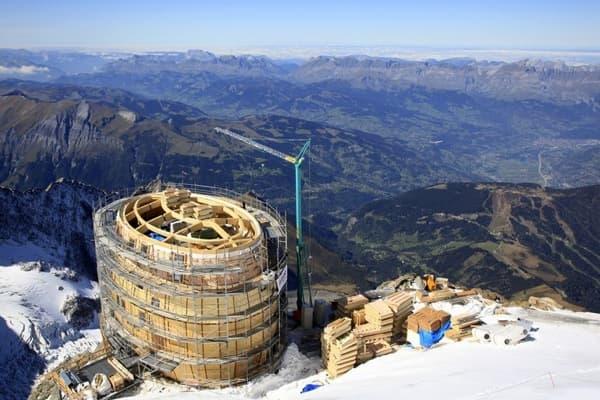 construccion-Refugio-Gouter