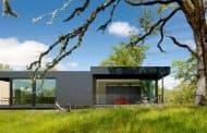 Residencia Burton: casa de vacaciones con características verdes