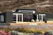 Blu Homes presenta una versión de su modelo Breezehouse