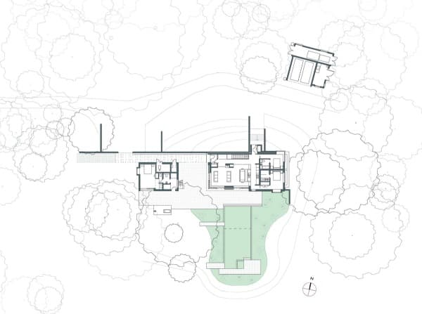 plano-planta-New-Forest-House-casa-ecologica