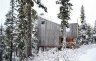 Cabaña alpina, de Scott & Scott Architects