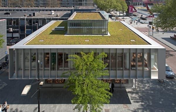 Dreamhouse-edificio-azotea-verde-Roterdam