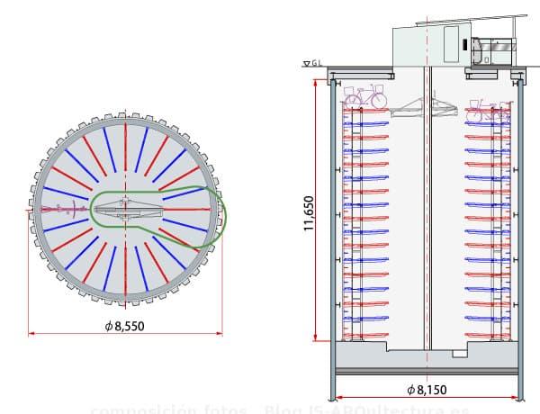 planos-planta-seccion-ECO-Cycle
