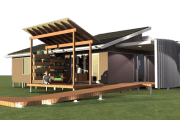 UOW (Australia) ganó el Solar Decathlon China 2013