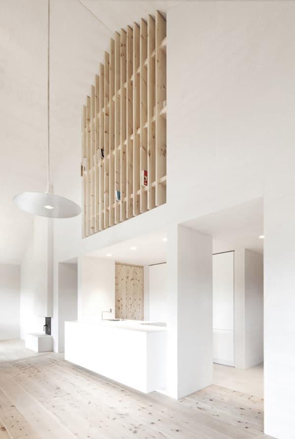 Casa-Pliscia13-libreria-cocina