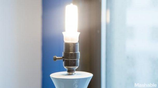 SlimStyle-bombilla-LED-encendida