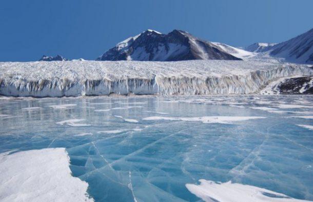 hielo-Antártida