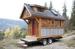Acorn-House pequeñas viviendas sobre ruedas