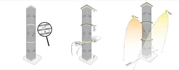 Torre-Ecuador-esquemas-fachada