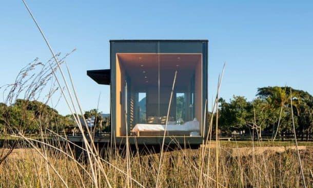 frontal de la casa minimalista minimod