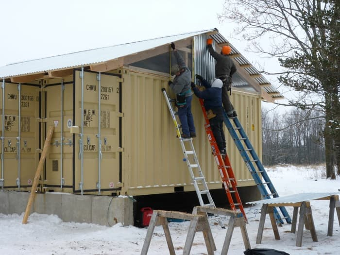 Construir una casa con contenedores tutorial detallado - Ayuda para construir mi casa ...