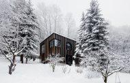 Cabaña construida en 2 días