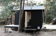Refugio en la isla de Trossö (Suecia)