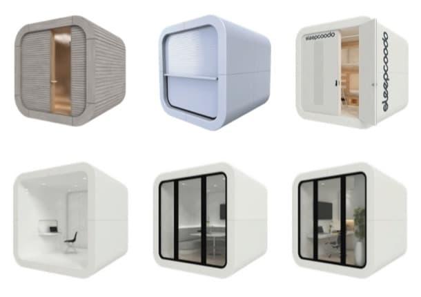M dulos prefabricados coodo para crear casas oficinas - Locales prefabricados ...