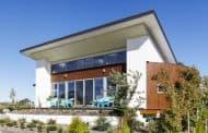 Girasole House: casa construida sobre una base giratoria