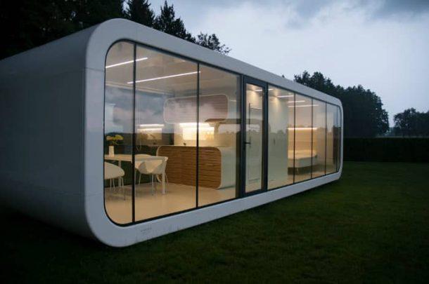 Módulos prefabricados Coodo, para crear casas, oficinas, casetas...
