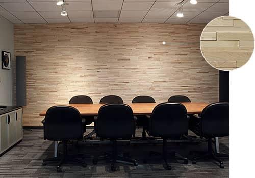 Interwoven paneles ecol gicos para revestir paredes - Paneles para revestir paredes ...